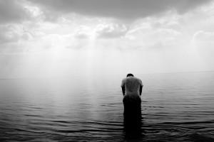 tristeza mar
