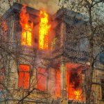casa fogo