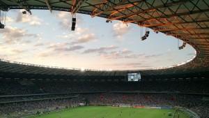 estádio futebol
