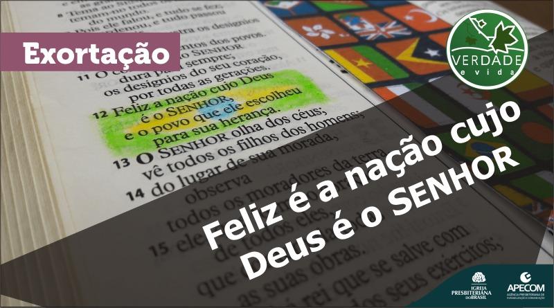 0640 – Feliz é a nação cujo Deus é o Senhor