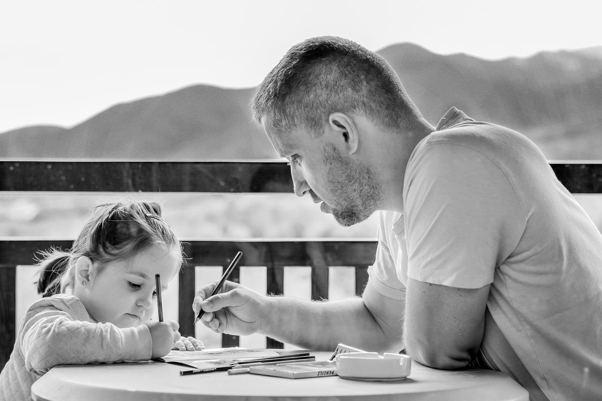 O papel dos pais na formação dos filhos