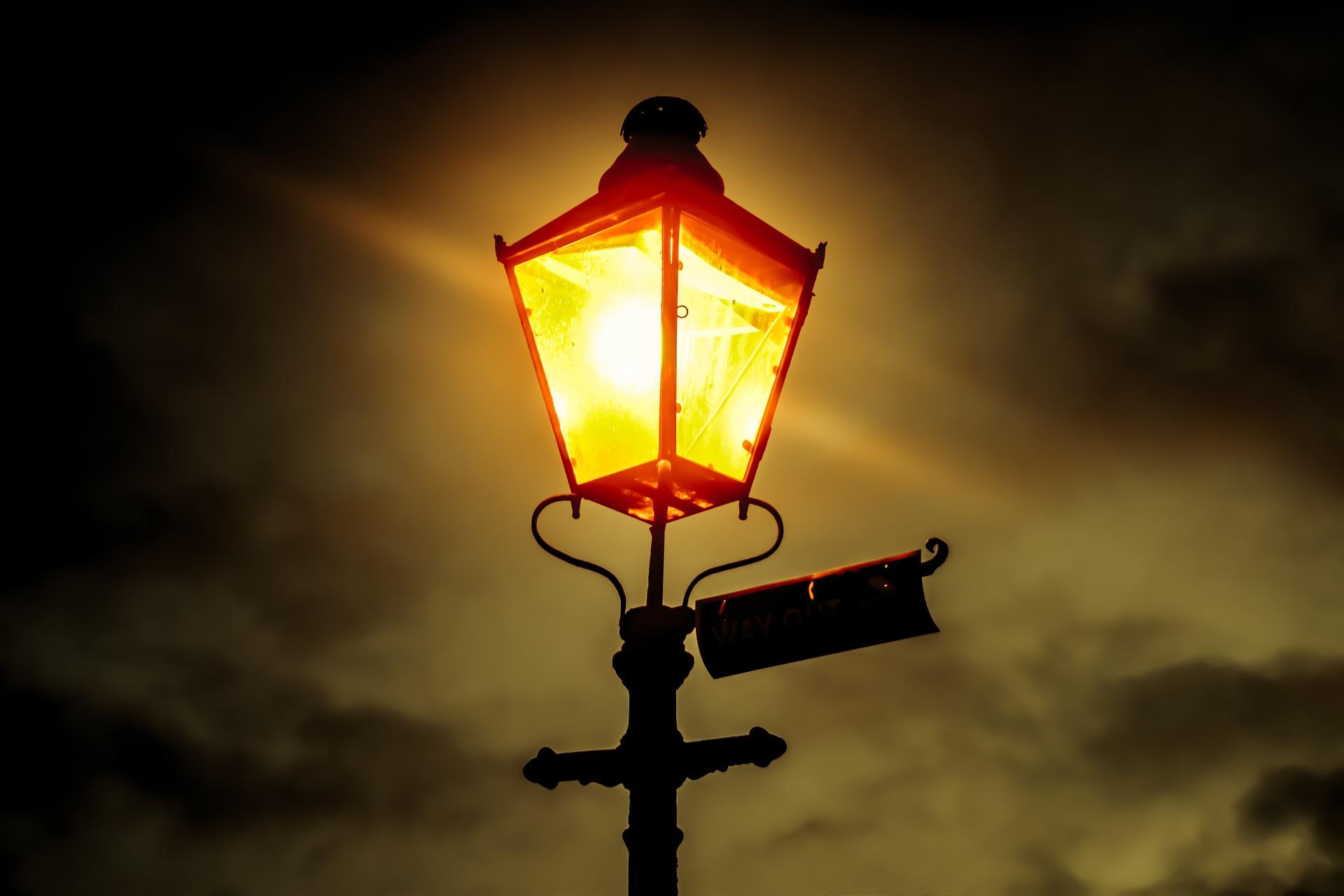 Luz para o meu caminho