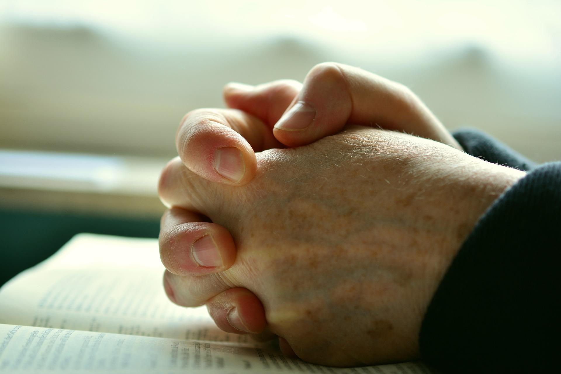 A oração mais ousada da história